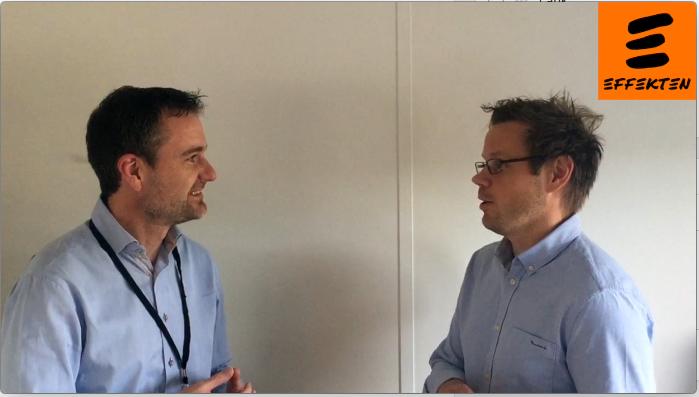 Jonas Jaani och John Frankolin pratar om Microsoft Ignite och Office 365