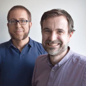 100 tankar om digitalisering. Micke Norbäck, Jonas Jaani (avsnitt 100)