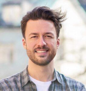 War on Cancer och digital etik. Sebastian Hermelin (avsnitt 98)