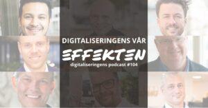 TEMA: Digitaliseringens vår (avsnitt 104)