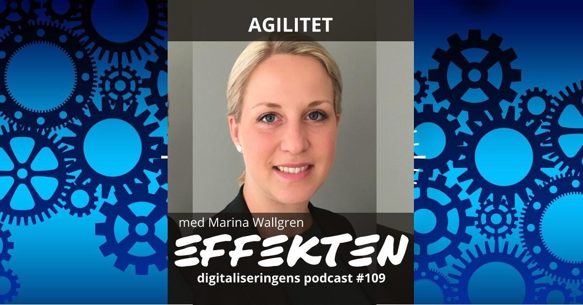 Agilitet. Marina Wallgren (avsnitt 109)