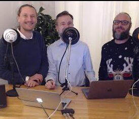 Digitala prylar. Jakob Krantz, Anders Hydén, Jonas Jaani (avsnitt 116)