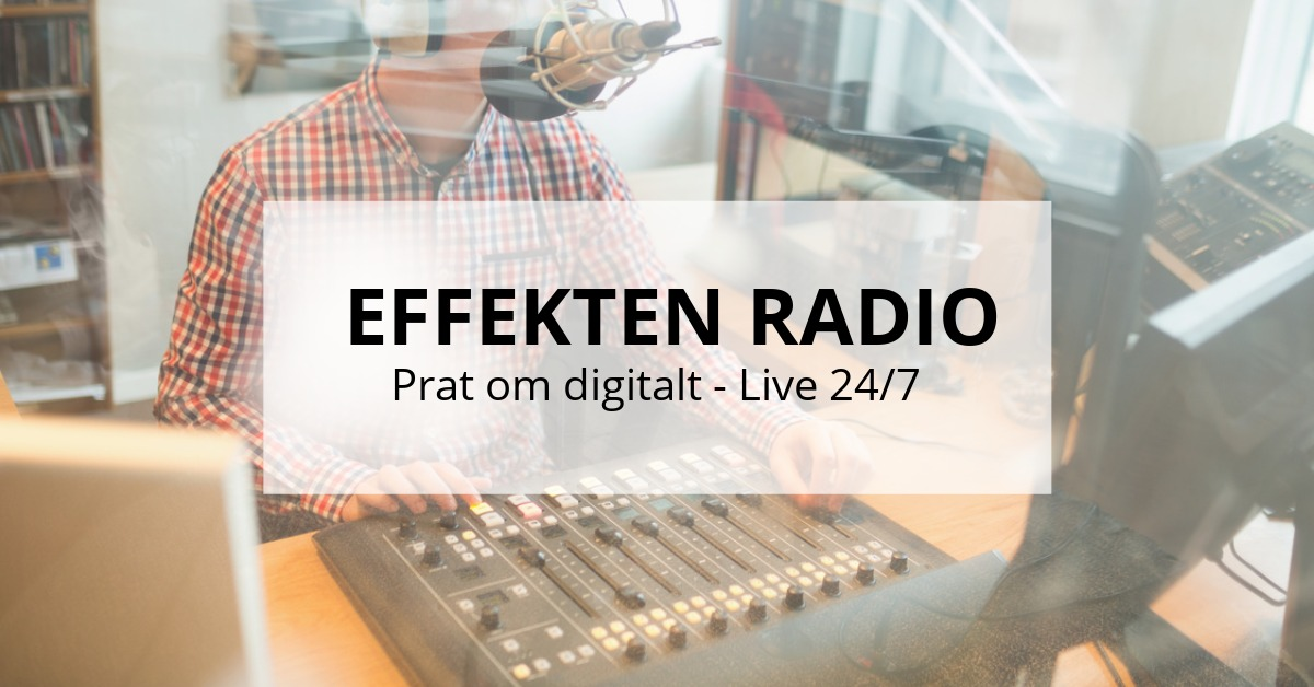 Effekten Radio