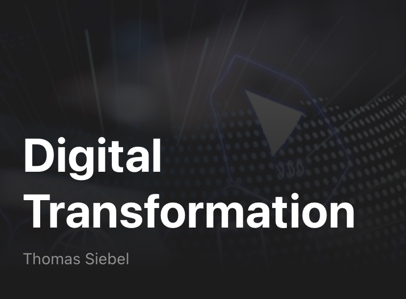 Bok: Digital transformation
