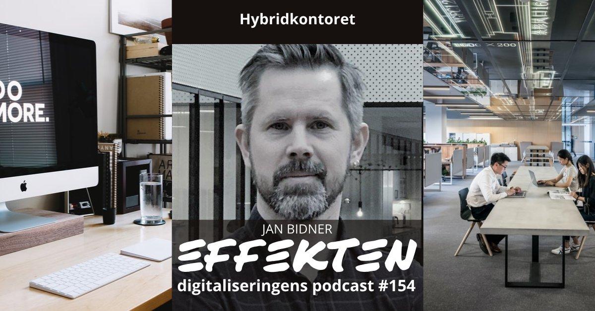 Hybridkontoret. Jan Bidner (#154)